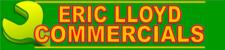 Eric Lloyd Commercials
